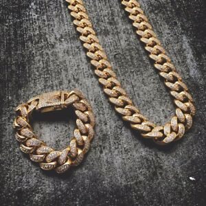 Custom Gold Plated Chains (I also offer real as well)
