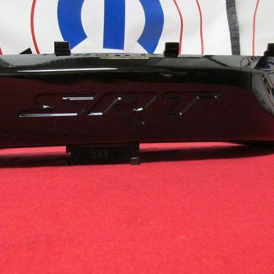 Mopar Trailer Hitch - JEEP Grand Cherokee SRT Bumper Trailer Hitch Trim Bezel W/Hardware NEW OEM MOPAR
