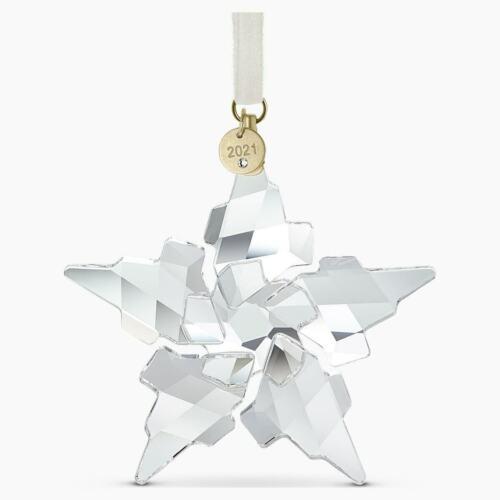 Swarovski Crystal 2021 ANNUAL EDITION LARGE CHRISTMAS ORNAMENT 5557796