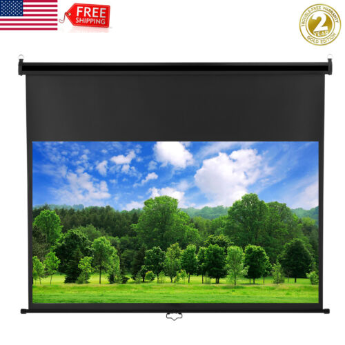 100 16 9 projector projection screen manual
