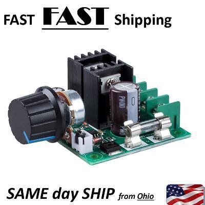 Dc Motor Speed Controller Module - 12v Dc To 40v Dc 24vdc 36vdc Etc