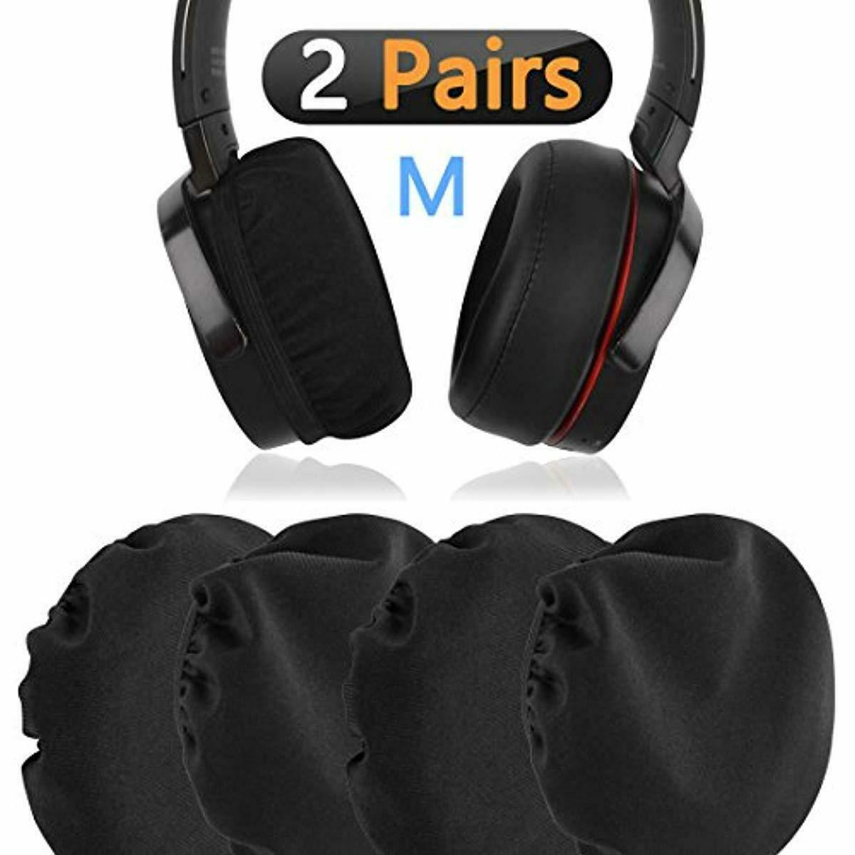 Geekria Flex Fabric Headphone Earpad Covers/Stretchable and
