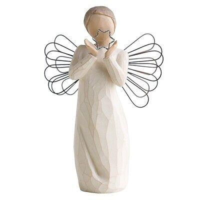 Willow Tree 26150 Bright Star Angel Figurine