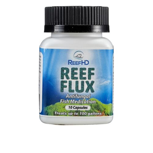 Reef HD Reef Flux 10 Capsules Treats 100 Gallons