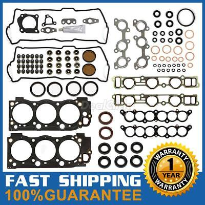 For 95-04 Toyota 4Runner Tacoma Tundra T100 3.4 Cylinder Head Gasket kit OE Rep, used for sale  Milpitas