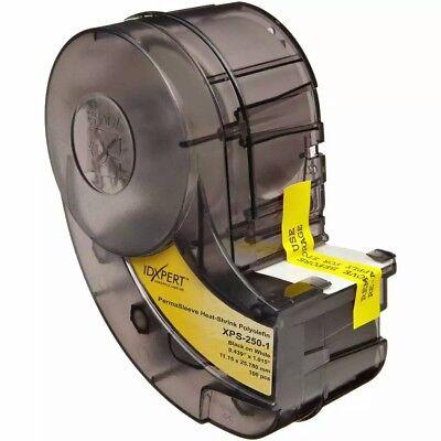 Brady Idxpert Labelswire Marker Permasleevesblackwhite Xps-250-1 Xpert
