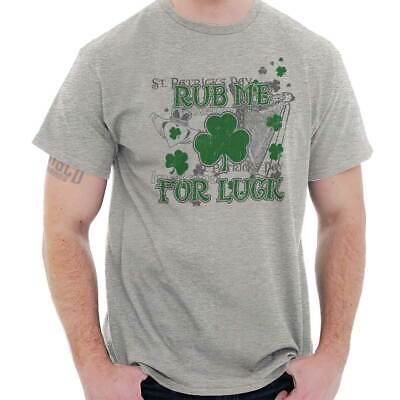 St Patricks Day Lucky Shamrock Funny Shirt Cool Irish Patty T Shirt Tee For Men