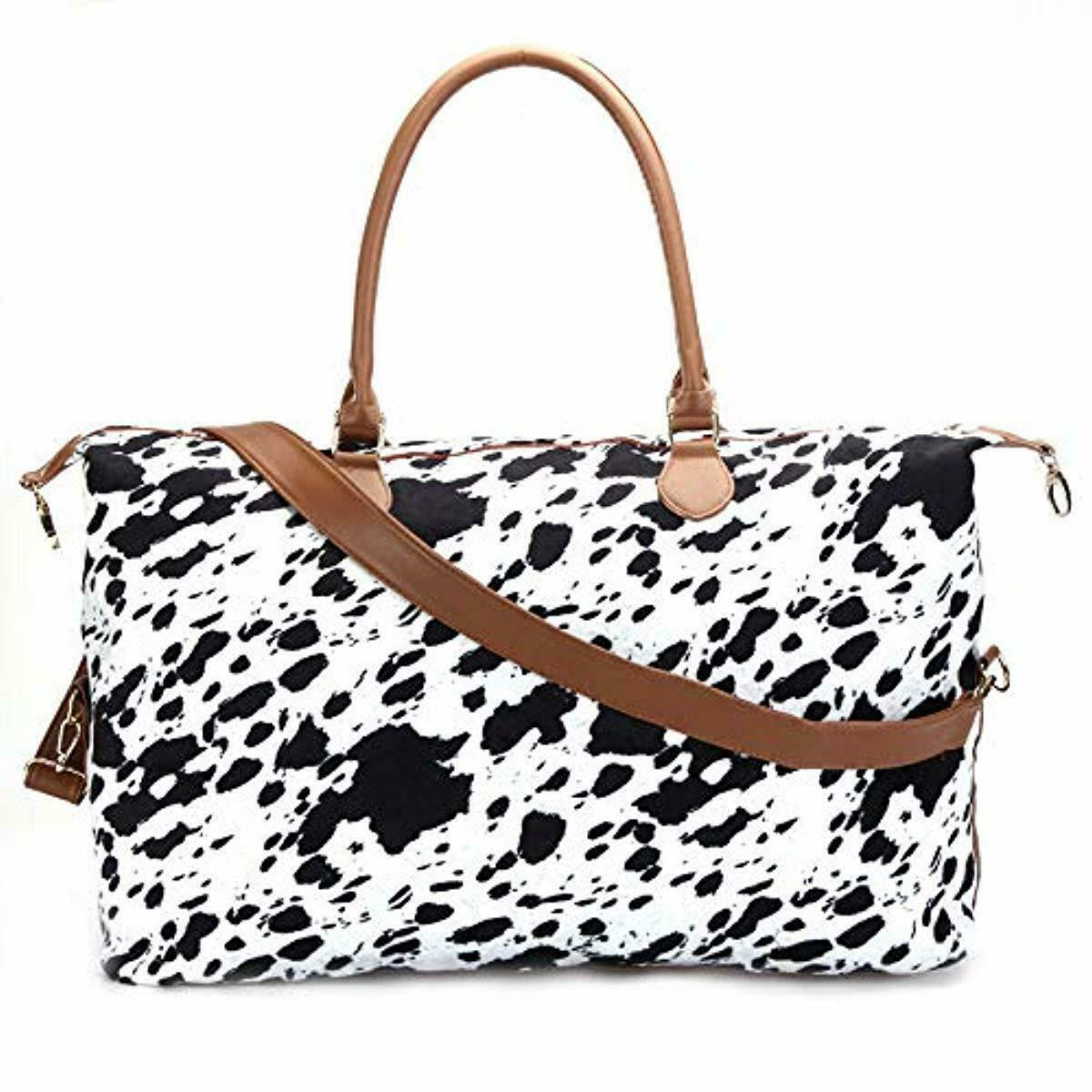 10 DESIGNS LADIES SILKY WEEKEND HANDBAG HOLDALL OVERNIGHT TRAVEL SHOPPING BAG