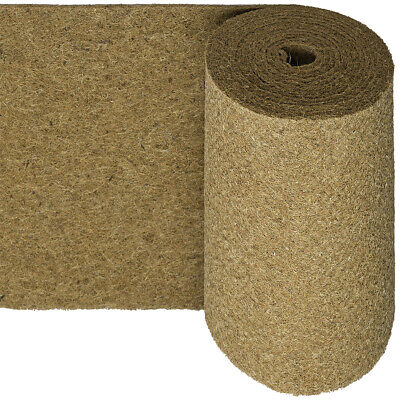 Coconut Mat Haga Mat both Sides With Natural Latex Sprinkles 0, 5mx5m 1200g/M ²