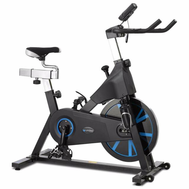 NEW LIFESPAN FITNESS SM-400 Magnetic Spin Bike