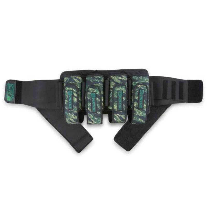 Virtue Elite Pack / Harness - 4 + 7 - Graphic Tigerstripe
