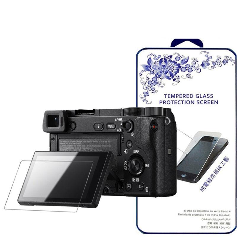 For Sony DSLR Alpha Nex-7 NEX-6 NEX-5 Tempered Glass Screen Protector