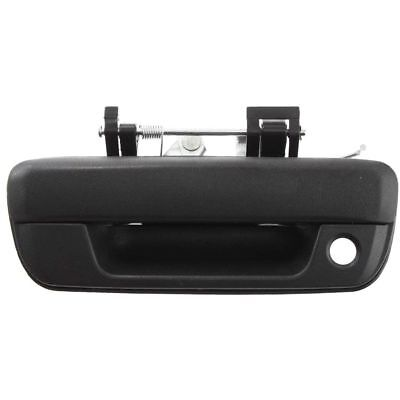 NEW Tailgate Handle Black w/ keyhole for 2004-2014 Chevrolet Colorado GMC Canyon