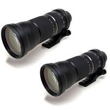 Tamron SP 150-600mm f/5-6.3 Di VC USD Lens for Canon EF OR Nikon F Mount Camera