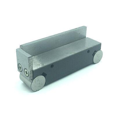 Brand New Ground 100 X 25mm Precision Sine Bar Roll Hardened Mms