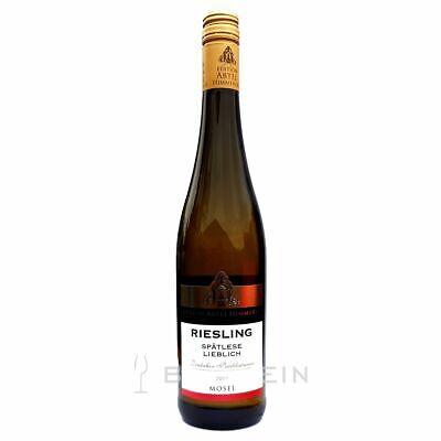 Abtei Himmerod Riesling Spätlese Lieblich 0,75 l Weißwein Mosel Steillage
