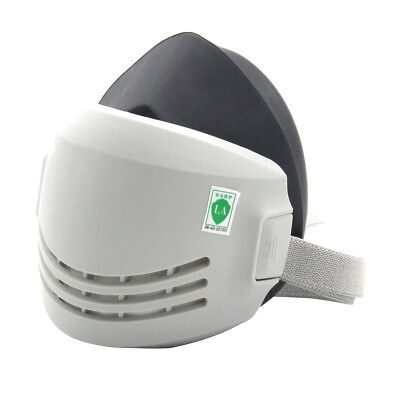 Chemical Reusable Anti-dust Anti-smog Paint Respirator Safety Mask Pm 2.5