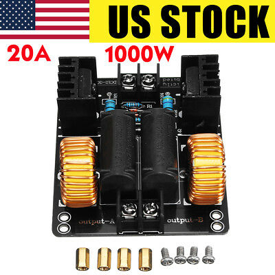 Usa 1000w Zvs High Voltage Induction Board Heating Module Flyback Driver Heater