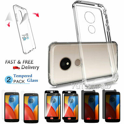 Shockproof Slim TPU Rubber Silicone Gel Soft Clear Case Thin Cover For Motorola Clear Silicone Gel Case