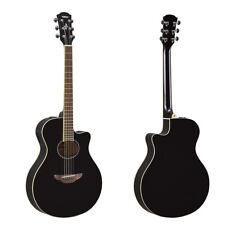 Yamaha APX600 Acoustic Guitar - Black