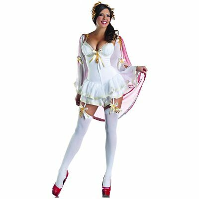 Party King Women's Greek Goddess Body Shaper Costume
