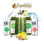 Raw Detox Juice Cleanse