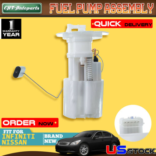 Fuel Pump Assembly For Infiniti G35 M35 M45 3 5l Nissan