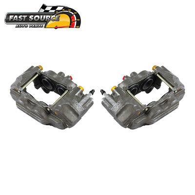 Front Brake Calipers For 2003 - 2007 2008 2009 Toyota 4Runner 2005 - 2018 Tacoma