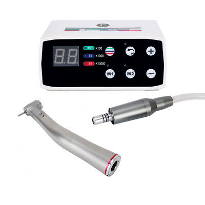 Dental Nsk Style Brushless Led Electric Micro Motor 15 Increasing Handpiece Usa