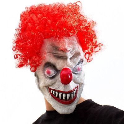 Horror Clown Maske Clownsmaske