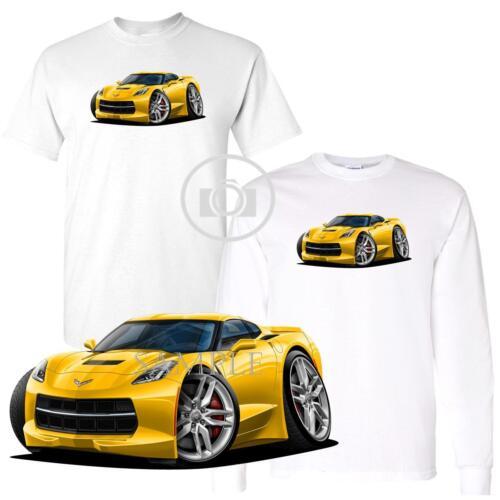 show sport parts for Chevrolet Corvette C7