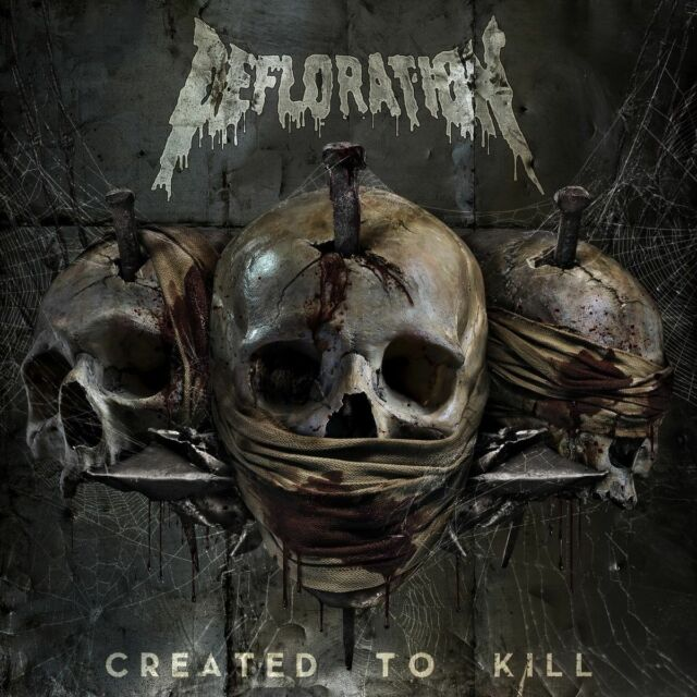 DEFLORATION - Created To Kill DIGI CD NEU