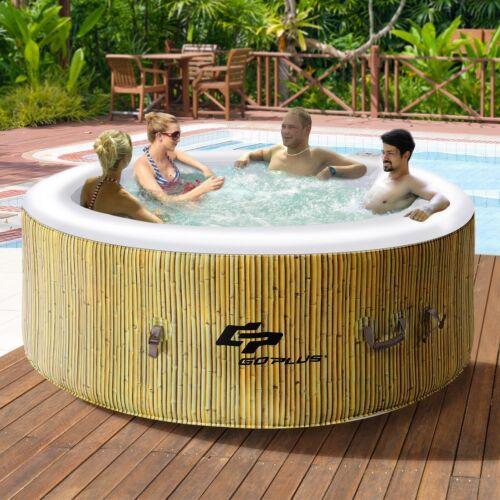 4 person massage spa portable hot tub