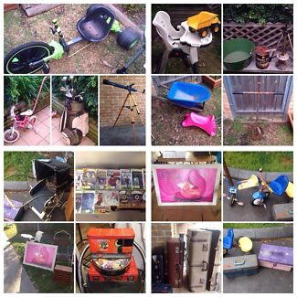 ((( GIGANTIC GARAGE SALE ))) THIS SAT 29th STARTS 7.30AM St Marys Penrith Area Preview