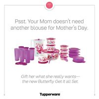 Do you want to have fun while earning FREE Tupperware?