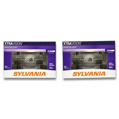 (Sylvania XtraVision - Two 1 Packs - H6054XV Light Bulb Fog Daytime Running jc)