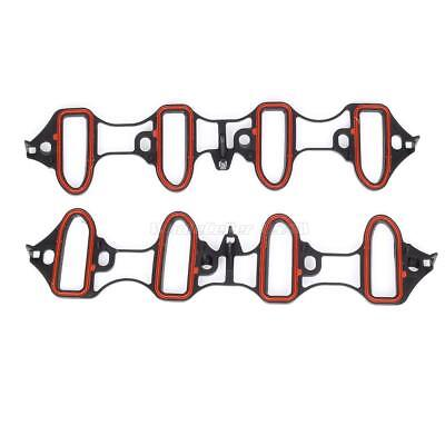 Fit Chevrolet Silverado Tahoe For GMC For HUMMER Intake Manifold Gasket 5.3 6.0L