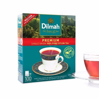(Premium 100% pure CEYLON black Tea loose/cup bag dilmah free delivery BOPF best)