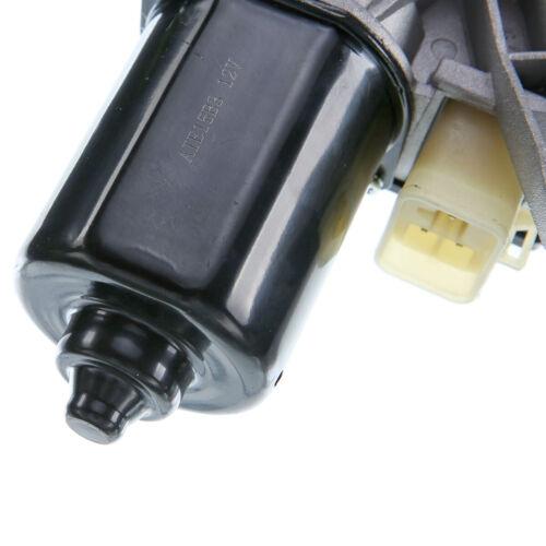 A-Premium Windshield Wiper Motor Front for Cadillac Chevrolet GMC Escalade Blazer Tahoe C1500 C1500 C3500 1991-2003