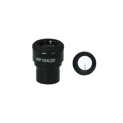 Wf 10x Microscope Pointer Eyepiece Pointer High Eyepoint 30mm Olympus Cx23 One