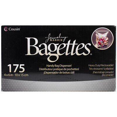Bagettes Heavy-Duty Reclosable Bags 175/Pkg-4