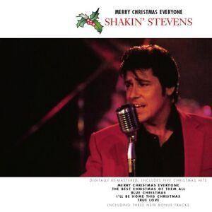 Merry Christmas Everyone - Shakin' Stevens (Album) [CD]