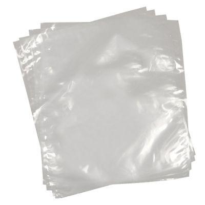50 GIGANTIC Clear Polythene Plastic Bags 24 x 36