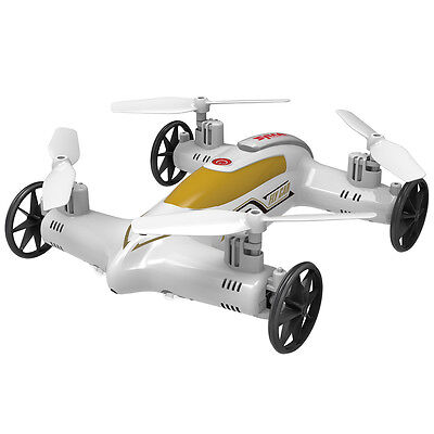 Syma X9S 2.4G 4CH 6-Axis RC Flying Car Implausible Control Quadcopter 3D Christmas