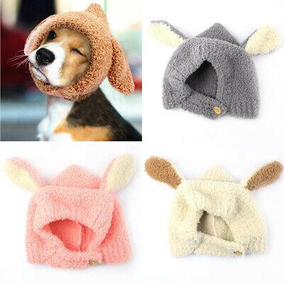 Winter Warm Hund Katze Hut Kostüm Hund Zubehör - Hund Kostüme Für Weihnachten