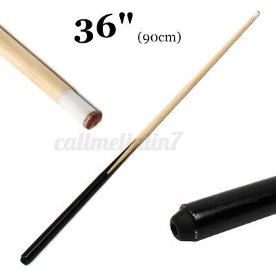 36 Inch Hard Wood Cue Stick Snooker Billiards Pool Sport Game Children Joint GB