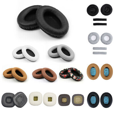 Replacement Ear Pads Cushions for BOSE Quietcomfort 2 QC15 AE2,SONY,Sennheiser