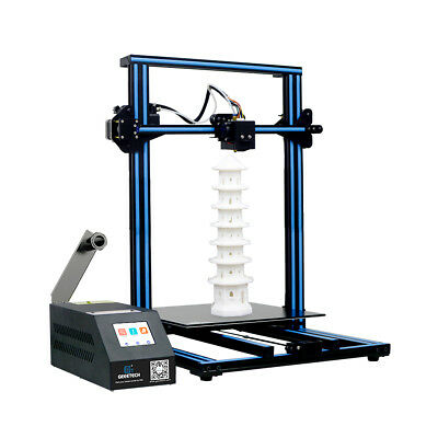 Geeetech A30 Large 3D Printer Full Touch Screen SD Card from UK