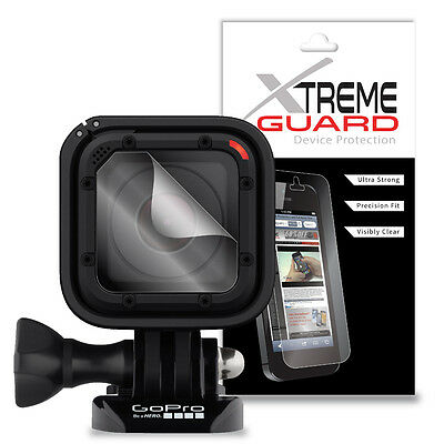 Genuine XtremeGuard Screen Protector For GoPro Hero 4 Session Lens (AntiScratch)