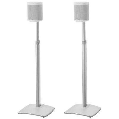 Sanus Adjustable Height Wireless Speaker Stands Designed for